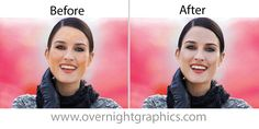 OverNight Graphics is the Image Retouching & Photoshop Clipping Path Service provider
