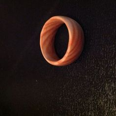 Rings Made From Solid Wood: 5 Steps (with Pictures)