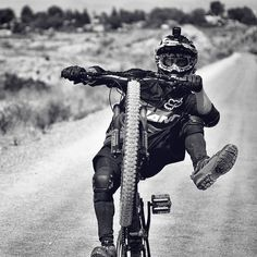 A great front on shot from @sircobito of @christianct105 wheelieing down a road.  Follow for more great bikes and riders, tag #mtn_bike_geek to share your own adventures!  #mtb #mountainbike #mountainbiking #cool #pinkbike #amazing #btt #enduromtb #picoftheday #gopro #life #love #adventure #awesome #epic #tbt #bikeporn #instacool #bicycle #downhillmtb #nice #photos #photoshoot #photooftheday #wicked #enduro #downhill #sweet #stoked