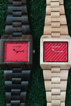 Get in with the trend, get a The Garwood watch! So unique and so sophisticated