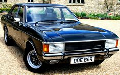 Classic Motors, Classic Cars, Ford Granada, Ford Sierra, Exotic Sports Cars, Old Fords, Car Ford, Commercial Vehicle, Retro Cars