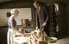 Daisy (Sophie Mc Shera) - - Alfred Nugent (Mat Milne) - - Downton Abbey, series four, episode six