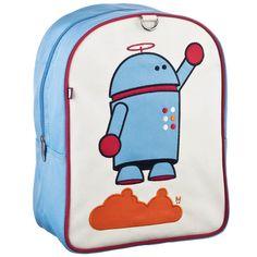 Beatrix Alexander Robot Toddler Backpack Stylish Kids, Toddler Backpack,  Preschool Backpack, Kids Backpacks a0c39685de