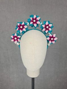 MBM2272 – Millinery By Mel News Design, All Design, Pill Boxes, Fascinators, Base, How To Wear
