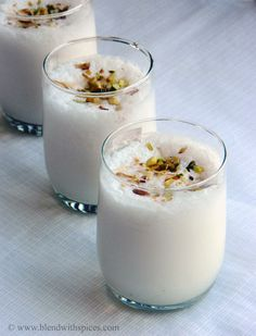 Cardamom Lassi ~ Punjabi Sweet Lassi Recipe