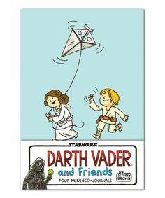 Darth Vader & Friends Mini Eco-Journal