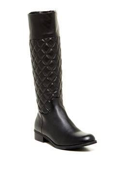 MIA | Coraline Quilted Boot | Nordstrom Rack