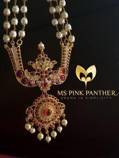 Traditional Indian Jewellery, Indian Jewellery Design, Bead Jewellery, Antique Jewellery, Pearl Jewelry, Gold Jewelry, Beaded Jewelry, Jewelery, Pearl Necklace