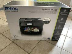 $430.0 Only! ~ Epson Workforce WF-7720 All-In-One Inkjet Printer CLICK HERE! #CheapPrinter, #PrinterScannerCombo, #CheapPrinterLaser, #WirelessPrinterSale, #PrinterScannerSale, #PrinterCopierSale, #UsedPrinter Printer Scanner, Inkjet Printer, Epson, All In One, Coffee Maker, Kitchen Appliances, Coffee Maker Machine, Diy Kitchen Appliances, Coffee Percolator