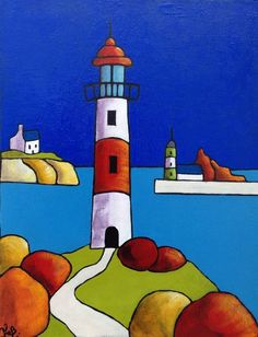"finest results, it is a great idea to exfoliate your body first with a loofah or scrub brush to remove all the dead skin cells. If you do not do this first your tan will ""shed"" as quickly as your skin will. Then hydrate with a body cream. Pop Art, Art Fantaisiste, Art Populaire, Art Drawings For Kids, Naive Art, Whimsical Art, Beach Art, Painting Inspiration, Art Lessons"
