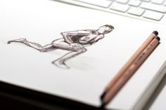 Two brown pencils on white printer paper – Art – 101 Sea Glass art Videos Couple Best Sketchbook, Moleskine Sketchbook, Sketchbooks, Pintura Online, Blackwork, Tattoo Foto, Sketch Paper, Free Hand Drawing, Art Courses