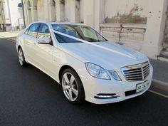 Modern wedding cars. The bran new E-Class Mercedes. The only E-Class chauffeur car in Perth