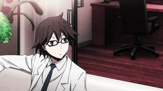 Shinra x Celty