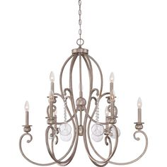 Buy the Quoizel undefined undefined Direct. Shop for the Quoizel undefined undefined Ambrose 9 Light 2 Tier Chandelier and save. Stained Glass Chandelier, Candle Chandelier, Chandelier Lighting, Candelabra, Quoizel Lighting, Home Lighting, Lighting Ideas, Hanging Lights