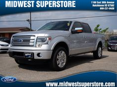 new_2013_ford_f_150 Silver dealer lot