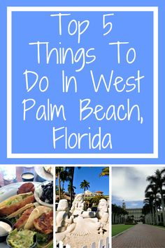 West Palm Beach is one of my favorite places to hang out in Florida. This ritzy cultural pearl will delight any traveler with its upscale shopping, delicious dining, white sand beaches, and unique experiences.