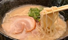 Kyushu is famous in Japan as the birthplace of tonkotsu ramen—so it would be a…
