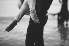 Someday, I want the guy who likes me to just swing me into his arms and carry me around for no reason