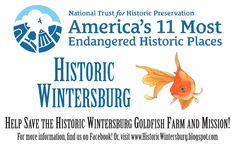 Historic Wintersburg named one of America's 11 Most Endangered Historic Places!  Read more: http://historicwintersburg.blogspot.com/2014/06/national-trust-announces-americas-11.html