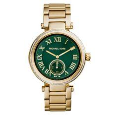 Reloj de Mujer Michael Kors MK6065. Vista frontal del reloj.