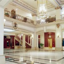 Fort Garry Hotel Lobby, Winnipeg, MB