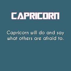 capricorn daily astrology fact Very true! Zodiac Capricorn, Capricorn And Taurus, Capricorn Quotes, Zodiac Signs Capricorn, Astrology Signs, Daily Astrology, Daily Horoscope, Capricorn Personality, Horoscopes