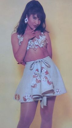 SELENA QUINTANILLA, flower bustier, LARGE mexico street poster