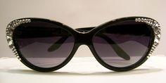 Cat Eye Jimmy Crystal @Julia Vogue