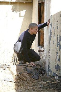 Still of Wentworth Miller (Michael Scofield) in Prison Break. Male actor, great tv, show. photo