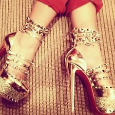 AMAZING SHOES!! Louboutain