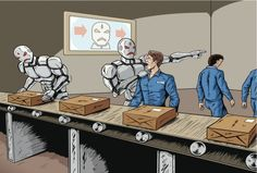 Robots could replace half of all US workers by 2035