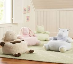Animals Chair Collection