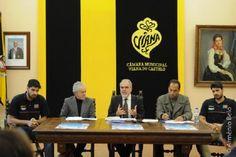 Mundial 2017: Poules europeias apresentadas hoje em Viana do Castelo