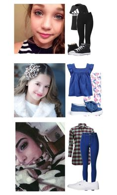 """""""Untitled #535"""" by the-walking-dead-and-wwe-lover ❤ liked on Polyvore featuring Joshua's, adidas, Converse, Woolrich and Vans"""