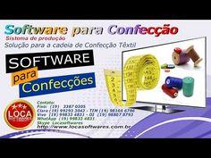 Software para confecções Software de confecção - YouTube Sistema Erp, Software, Personal Care, Youtube, Self Care, Personal Hygiene, Youtubers, Youtube Movies