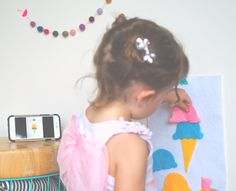 Maths activities for preschoolers - Montessori at home - By Patchworkcactus