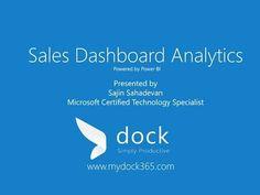 Dock - Sales Dashboard - Powered by Microsoft Power BI https://youtube.com/watch?v=7vFY5t5gfOI