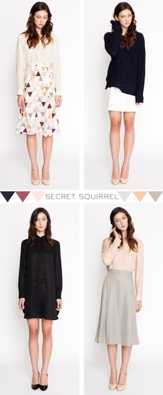 Secret Squirrel - Winter 2012 | Shared on Creature Comforts Blog
