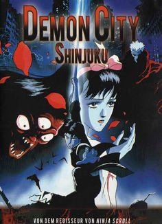 Demon City Shinjuku [Monster City] (1988)