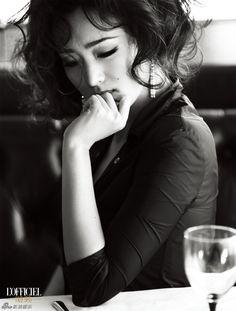 Gong Li for L'Officiel | Cfensi