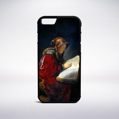Rembrandt - The Prophetess Anna (Rembrandt`s Mother) Phone Case – Muse Phone Cases
