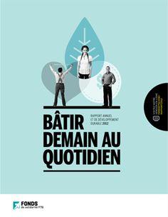 Rapport annuel et de développement durable 2012