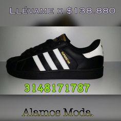 Adidas súper star  llévalos ALAMOSMODA  COMPRA...