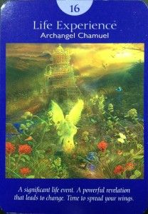 Doreen Virtue and Radleigh Valtineen have chosen Archangel Chamuel to represent the equivalent of the traditional Tower Tarot card in their ...