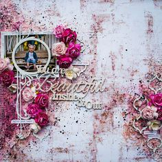 2Crafty September Layouts by Catherine Giguere