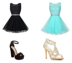 """""""Untitled #285"""" by savannahtaylor950 on Polyvore featuring Steve Madden and Caparros"""