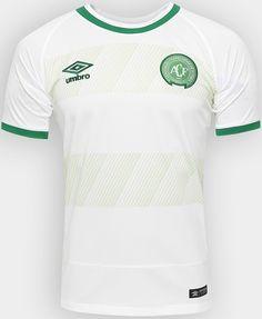 Umbro divulga novos uniformes da Chapecoense - Show de Camisas Camisas De  Futebol 3f0b00615cdce