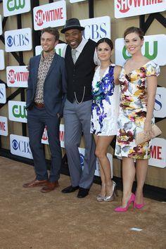 Kaitlyn Black Hart Of Dixie | Cast Hart of Dixie – Wilson Bethel, Cress Williams, Rachel Bilson ...