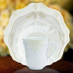 Lenox China - Butler's Pantry Gourmet pattern
