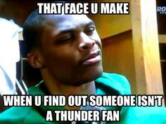 Not Thunder Fan